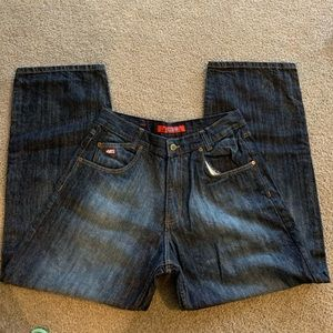 Mecca relaxed fit jeans SZ 32/30